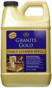 Amazon Com Granite Gold Daily Cleaner Refill 64 Fl Oz