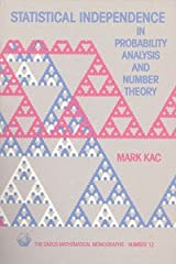 STATISTICAL INDEPENDENCE IN PROBABILITY ANALYSIS AND  NUMBER THEORY
