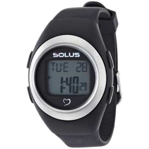 [ソーラス]SOLUS 腕時計 Leisure 800 レジャー 800 01-800-201 ブラック 01-800-201 【正規輸入品】