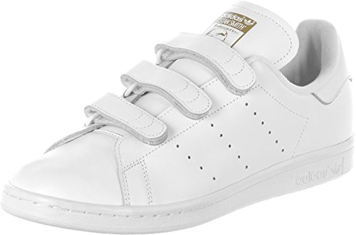 adidas Stan Smith CF Scarpa white/white/gold