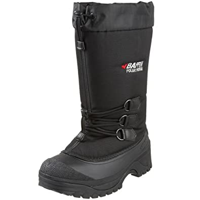 Baffin Men's Arctic Snow Boot,Black,8 M US