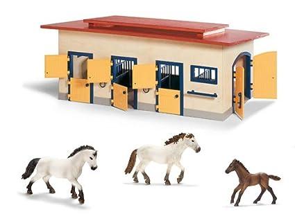Schleich Horse Stable Mega
