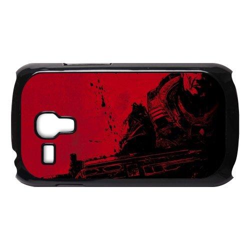 For Samsung Galaxy S3 Mini i8190 Case, Gears of War Samsung Galaxy S3