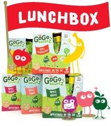 Gogo Squeez Organic Sampler (Gogo Squeez Organic 20-Pouch Sampler)