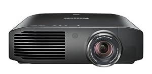 Panasonic PT AT6000E - Full HD LCD 3D Projektor mit 2400 ANSI Lumen 500.000:1 Kontrast