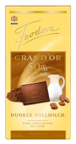 feodora-chocolade-tafel-grandor-50-cacao-dunkle-vollmilch-4er-pack-4-x-100-g