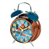 Disney Planes Dusty Crophopper Twin Bell Alarm Clock