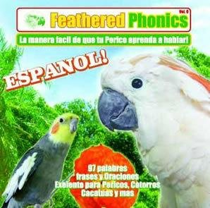 TopDawg Pet Supply Bird Training Cd – Teach Your Bird To Speak Spanish -espanol