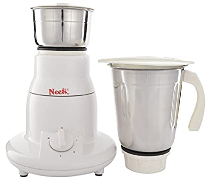 Neeti NM501 350W 2 Jars Mixer Grinder