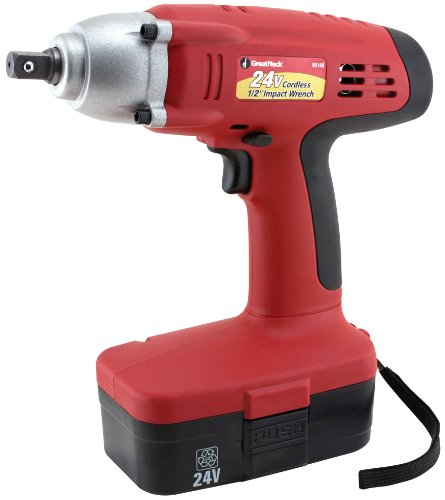 Great Neck 80148 24-Volt Impact Wrench (Great Neck Drill compare prices)