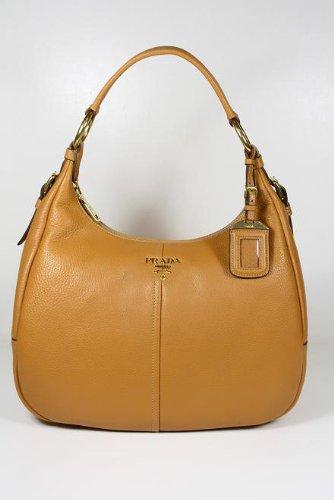 Prada leather BR4373 handbag
