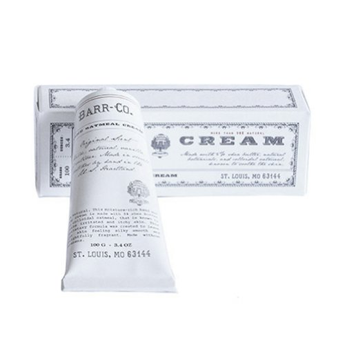 Barr Co Fine Oatmeal Cream in a Tube 3.4 oz (Barr Co Lotion compare prices)