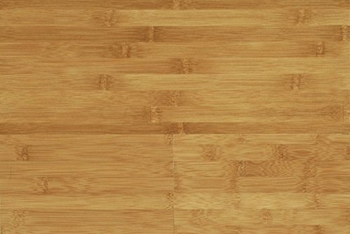 7ft Click Engineered Bamboo Horizontal Carbonized Flooring (4 x 7/12 inch Sample)