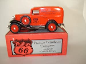 1932 Ford Power Truck Bank - Phillips 66