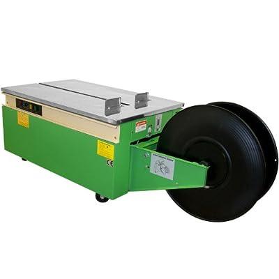 JORESTECH Low Profile Semi-Automatic Strapping Machine 22x35.5 Inches