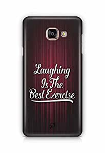 YuBingo Laughing is the Best Exercise Designer Mobile Case Back Cover for Samsung Galaxy A5 2016