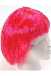 Mod Wig/Hot Pink