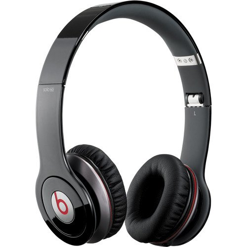 Beats By Dr. Dre First Generation Solo Hd On-Ear Headphones (Black)