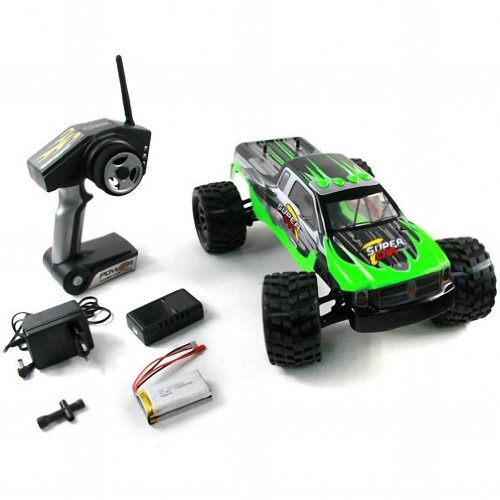 Maxsale Wltoys L969 2.4G 1:12 Scale Remote Comtrol Rc Cross Country Racing Car