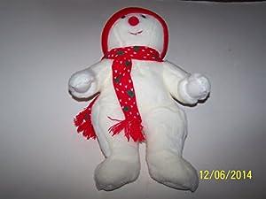 Ty Beanie Buddies - Snowboy the Snowman