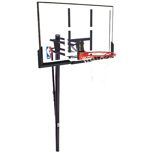 Spalding 88307PR In-Ground Basketball System - 52