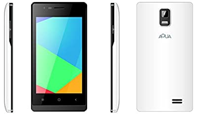 Aqua 3G 512 (Black, 4 Inch)
