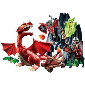 Get now how to train your dragon playset dragon attack for Playmobil pferde set