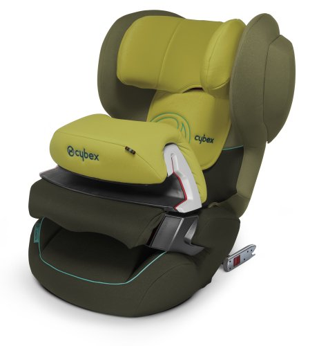 Cybex 513119003 Juno-Fix Kinderautositz, graffiti