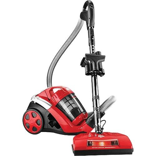 Dirt Devil Vision Canister Vacuum Cleaner with Power Brush SD40025 REFURBISHED (12 Amp Dirt Devil compare prices)