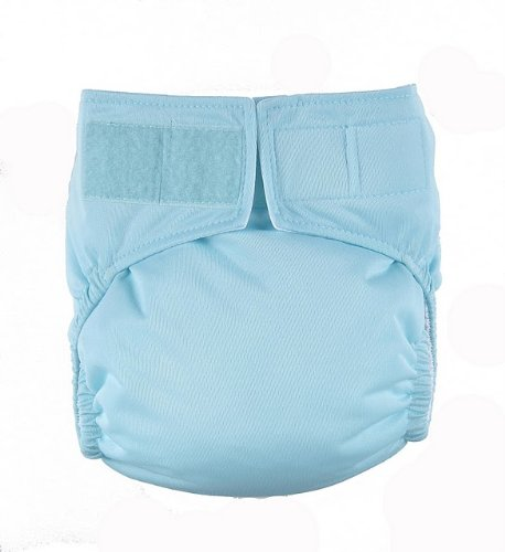 Seaspray Velcro Easy Clean One Size Pocket Cloth Diaper By Mommy'S Touch