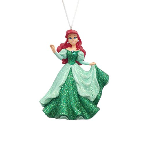 Disney 39 s little mermaid christmas ornaments for Ariel christmas decoration