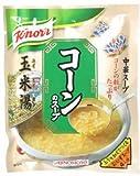 クノール 中華スープ1 コーンのスープ 4食