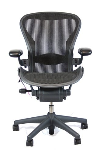 Aeron Chair By Herman Miller Highly Adjustable