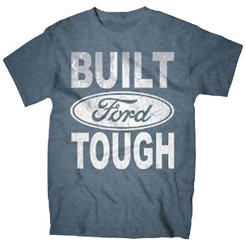 built-ford-rigida-oficial-camiseta-mezcla-de-polialgodon-aspecto-clasico