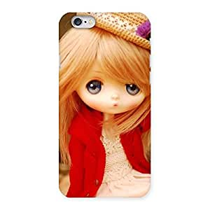 Cute Tiny Bride Girl Multicolor Back Case Cover for iPhone 6 6S