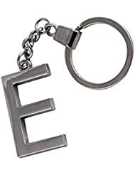 Forty Creek Letter E Key Chain (Silver)