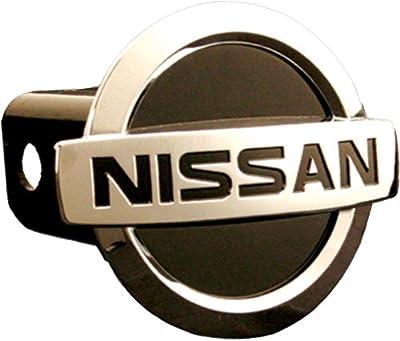 Bully CR-690 Nissan Chrome Hitch Cover