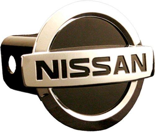 Bully CR690 Nissan Logo Chrome Hitch Cover
