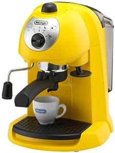 Delonghi Coffee Maker Yellow Light : Amazon.com: Delonghi espresso / cappuccino maker yellow EC200N-Y: Espresso Machines: Kitchen ...
