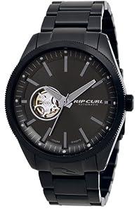 Rip Curl Civilian Automatic Steel Men's Watch Midnight Black A2671-mid