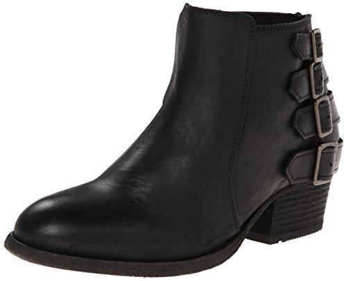 Hudson Encke 7303530, Stivaletti donna, Grigio (Grau (Coal)), 38
