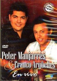 PETER MANJARRES/FRANCO ARGUELLES : EN VIVO