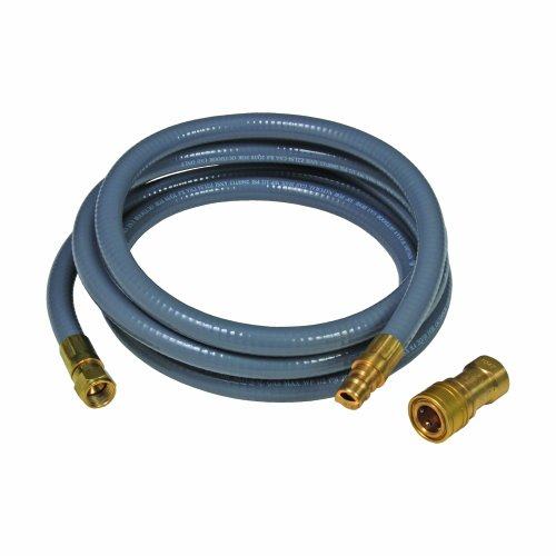 Natural Gas Generator Quick Connect Hose