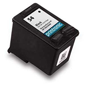HP 54 CB334AN Compatible Remanufactured Black Ink Cartridge