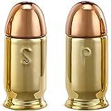 Big Shot .45 Caliber Bullet Salt & Pepper Set