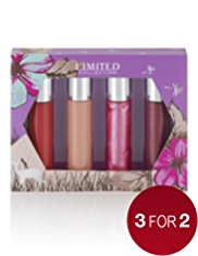 Limited Collection Mini Lip Gloss Gift Set