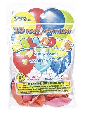 Nat Latex Ntnl Hday Balloons 1 Ea