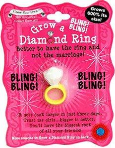 Grow Your Own(TM) Grow A Diamond Ring