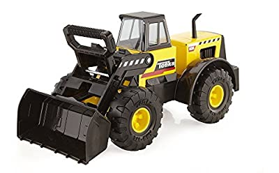 Tonka 90697 Classic Steel Front End Loader Vehicle by Funrise Distribution Company