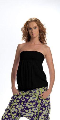 Coline - T-shirts - Bustier - Femme - Couleur   Noir 2e9fcd46aae